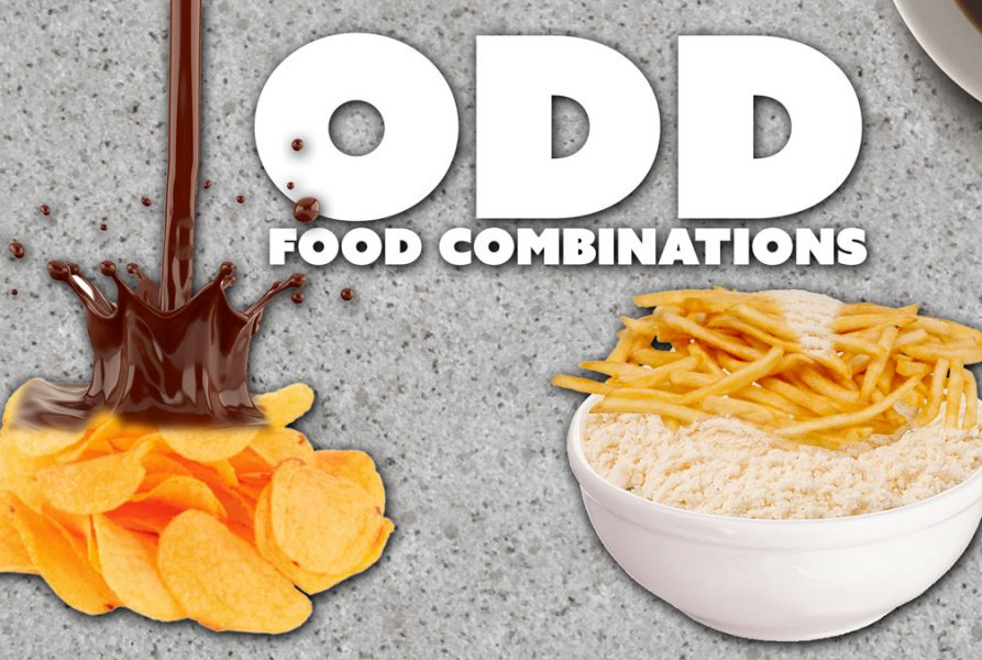 Odd food combinations – a delicious treat or a horrible experience