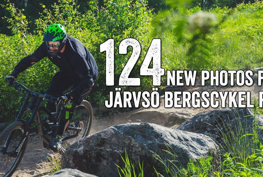 124 new photos from Järvsö Bergscykel Park – June 17th 2017