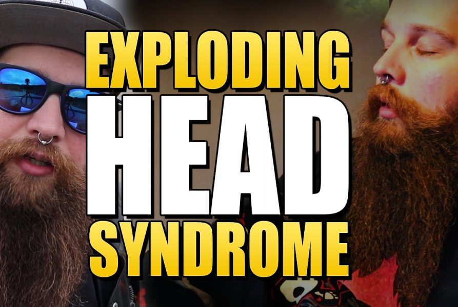 Exploding Head Syndrome | EHS | Waking up from loud noises